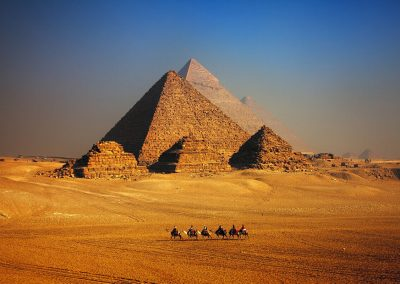 Egipto con crucero de 3 días en el Nilo