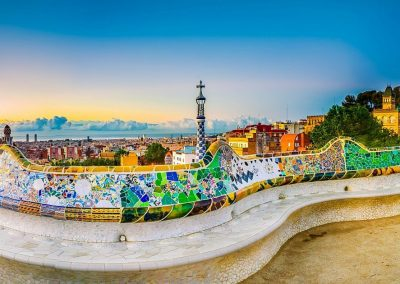 Barcelona, Madrid y Lisboa