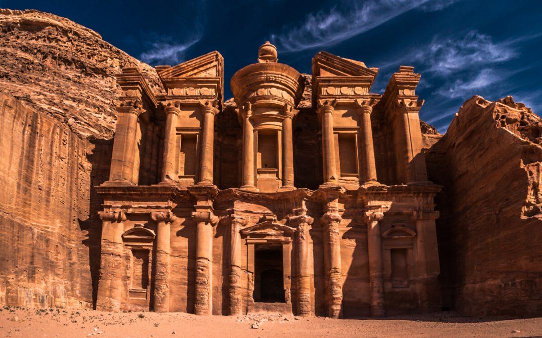 Jerusalem y Petra
