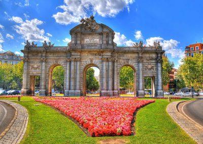 Madrid y París
