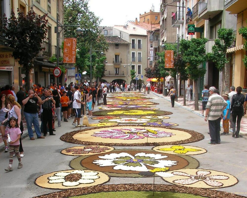 Primavera en España